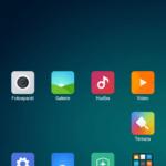 Xiaomi-MI-Note-prostředí-systému-Android-4.4.4-domácí obrazovka