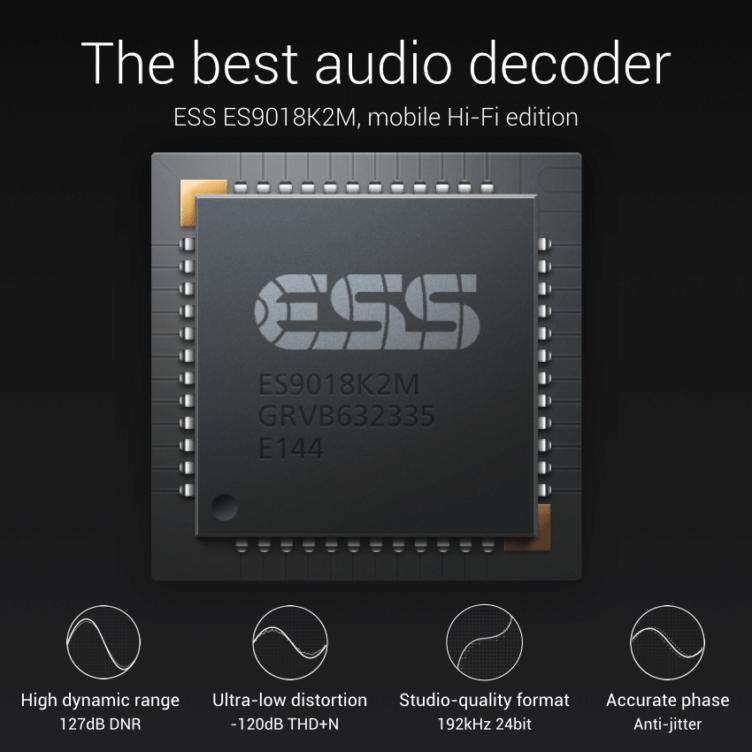 Xiaomi Mi Note zvuk
