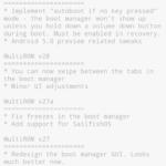MultiROM manager