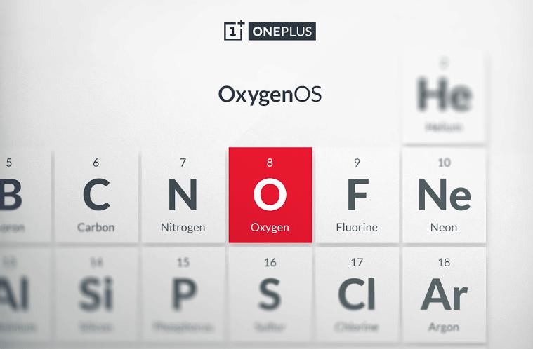 Systém OxygenOS