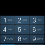 samsung galaxy s3 neo – uživatelské prostředí, číselník