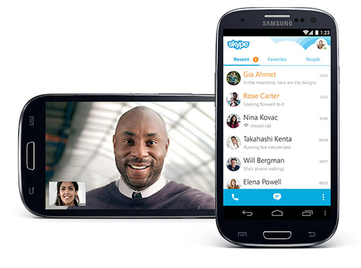 skype pro android 2