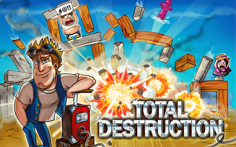 total destruction hlavni