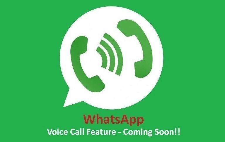 whatsapp volání