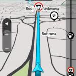 Navigace v praxi