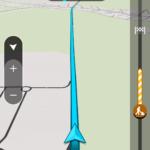 Upozornění na práce na silnici