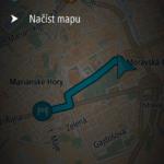 Nastavení map