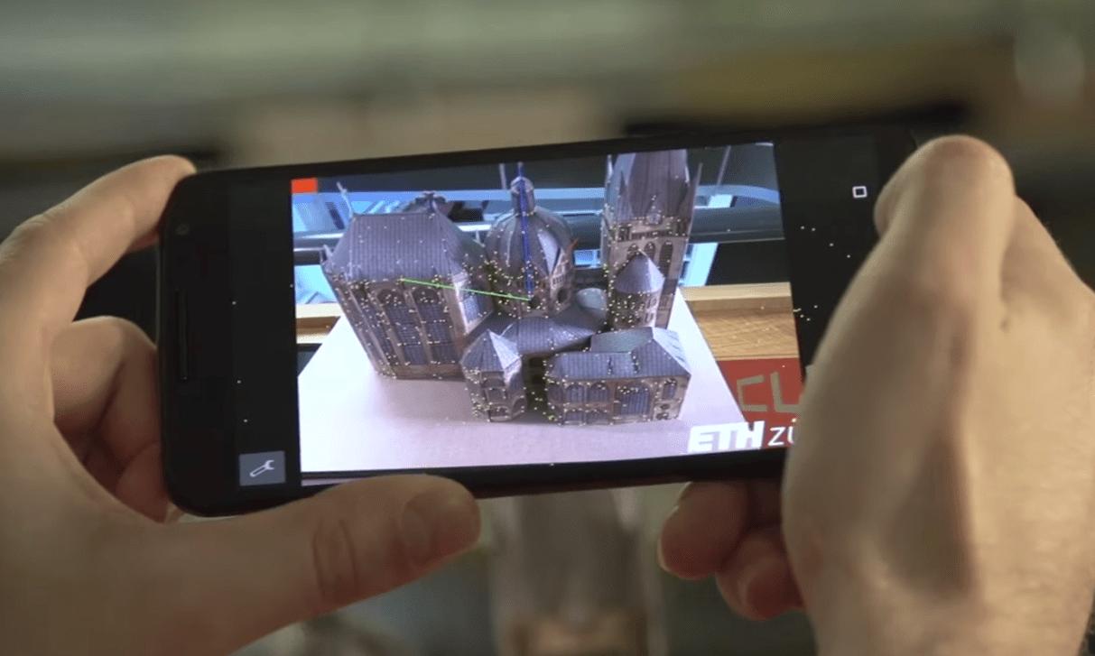 3D skenování