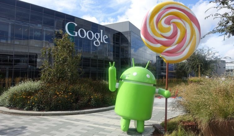 Android 5.1 lollipop 1