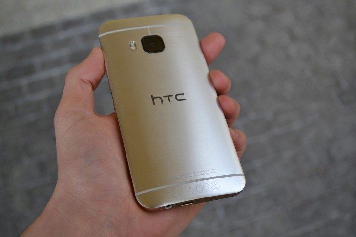 HTC One M9 - konstrukce (4)