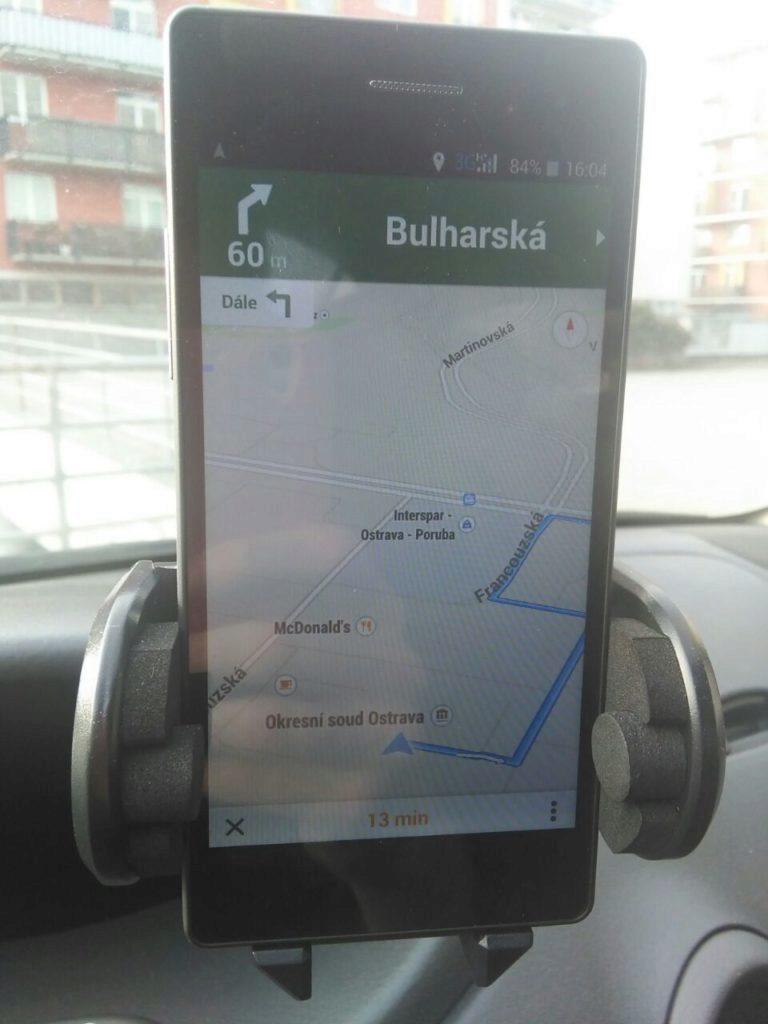Leagoo Lead 2 - GPS