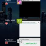 Leagoo Lead 2 – nabídka nedávno spuštěných aplikací