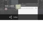Leagoo Lead 2 – notifikační lišta