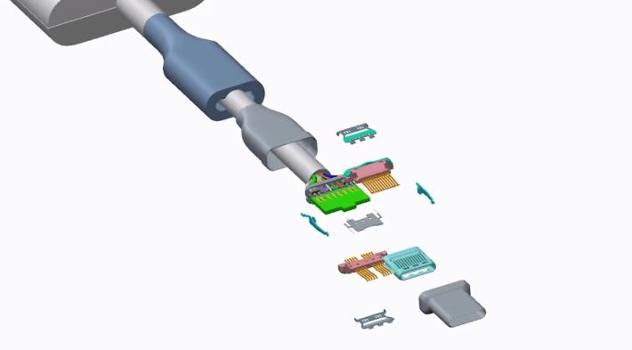 Google Micro USB typ C