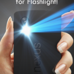 Power Button Flashlight 1