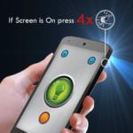 Power Button Flashlight 2