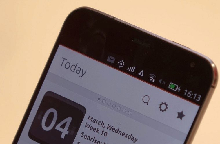 Ubuntu Touch Meizu MX4 (3)