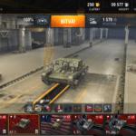 World of tanks hlavní nabídka