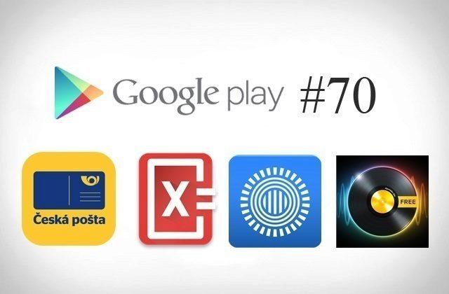 android aplikace 70 hlavni