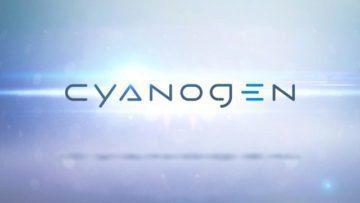 cyanogen and blue