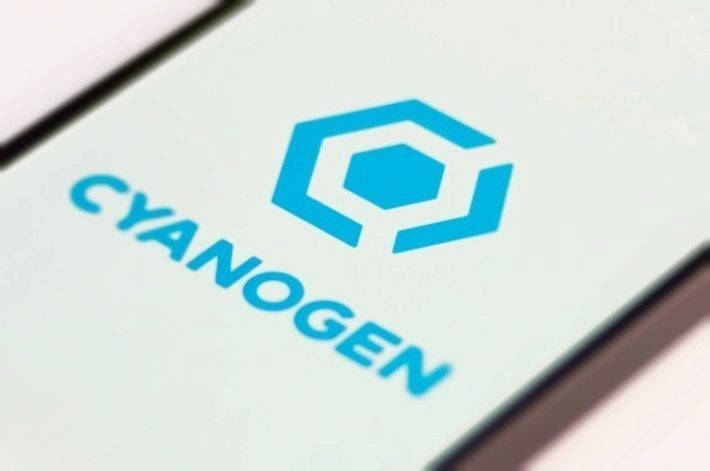 cyanogen blue hlavni