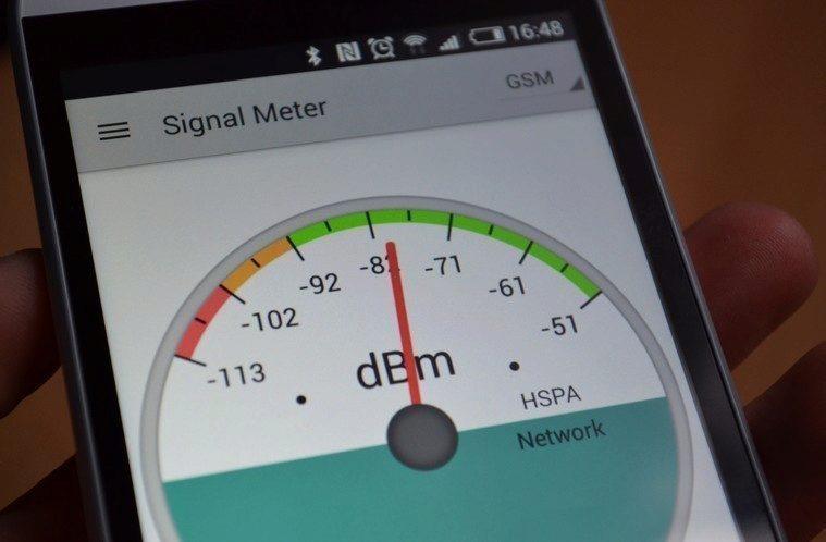 dbm meter TOP