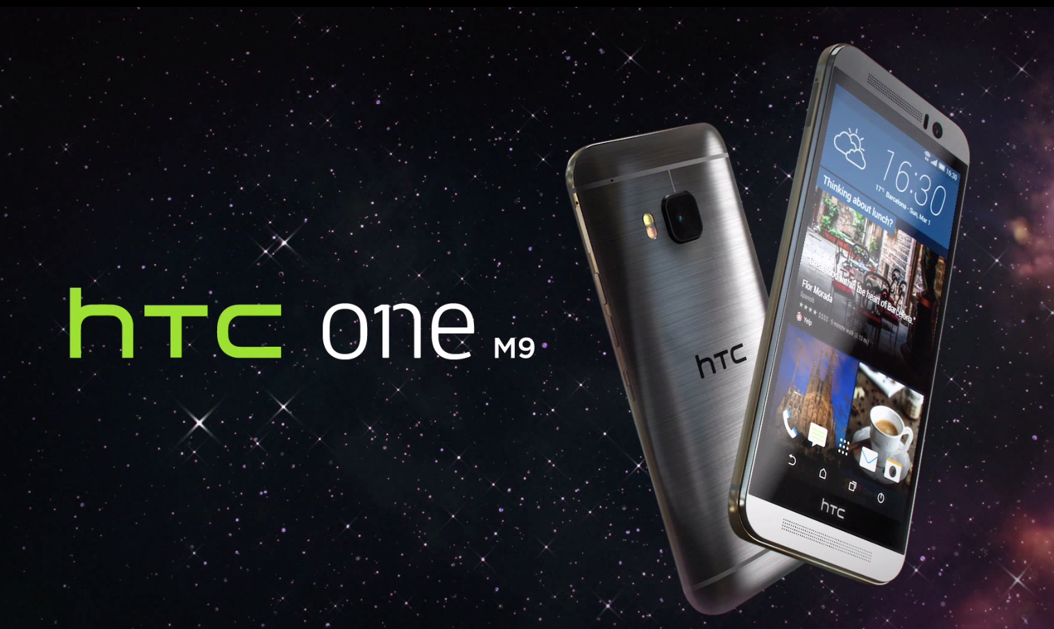htc one m9 hlavni