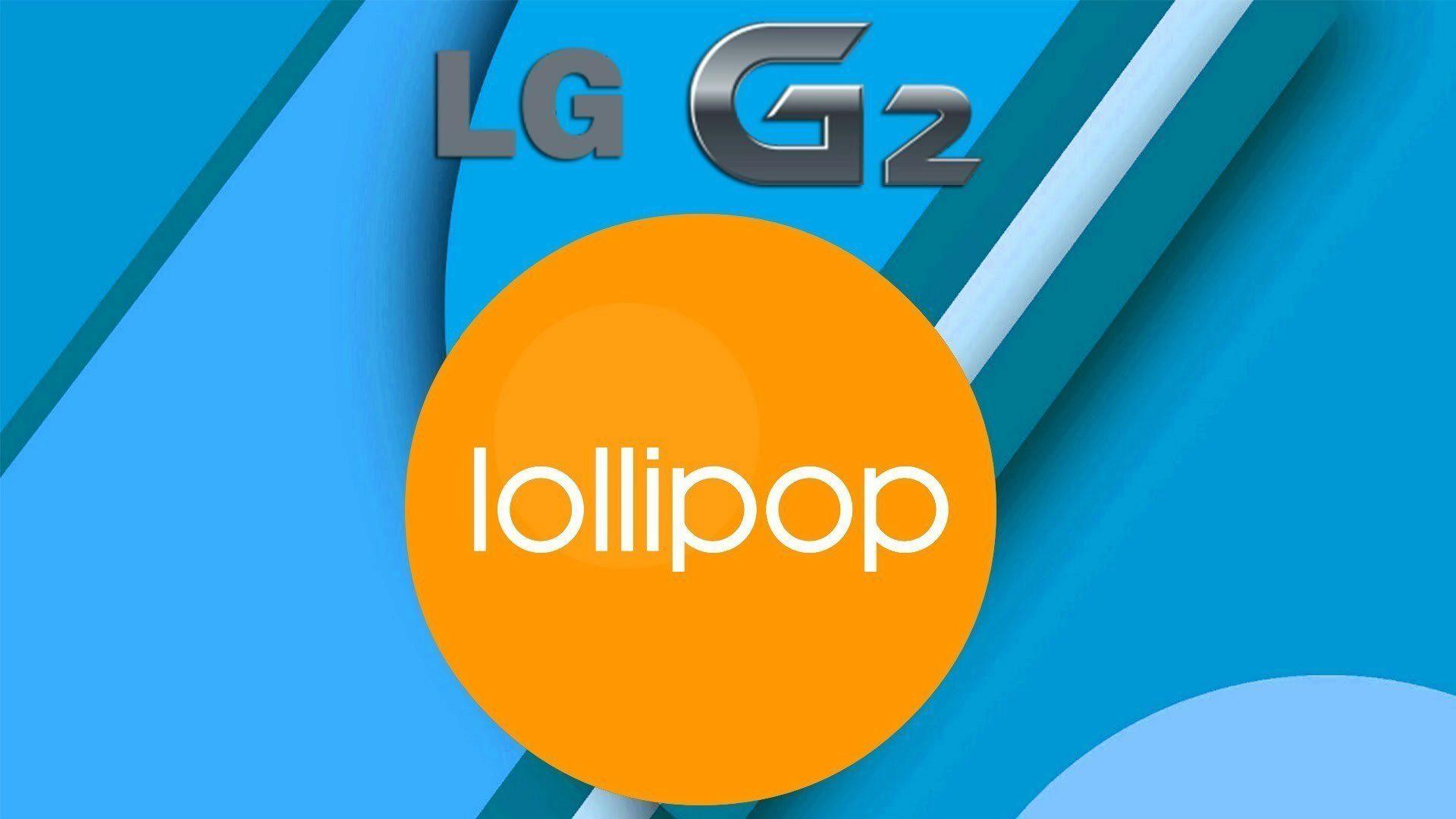 lg g2 lollipop hlavni