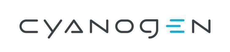 Nové logo Cyanogenu