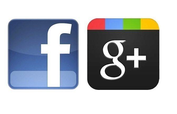 svět androida – účty, facebook, google plus