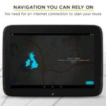 Navigace, na kterou se můžete spolehnout