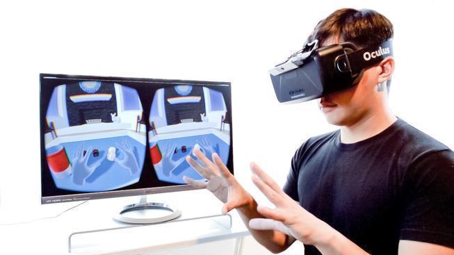 virtuální realita android roadshow