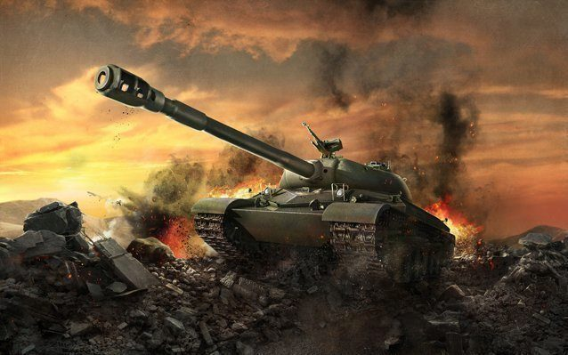 world of tanks hlavni