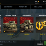 world of tanks obchod