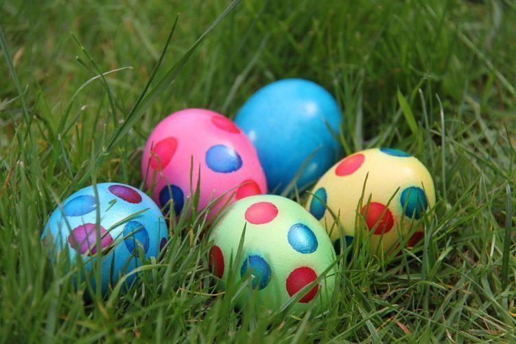 Přehled velikonočních vajíček (easter eggs)