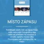 Informace o místě zápasu