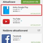 Klepněte na aplikaci