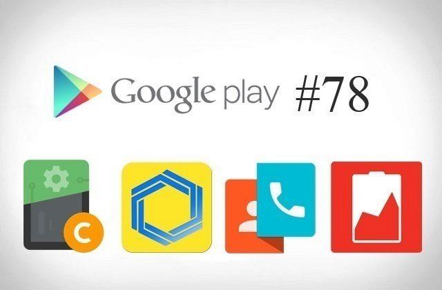 Android aplikace hlavní