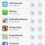 Ascend G620s síťové app