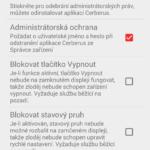 Ceberus – telefon krádež ochrana (9)