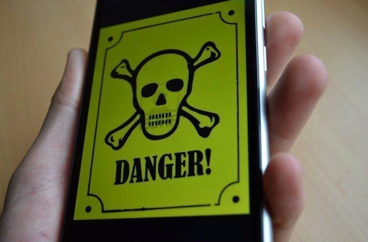 Danger telefon