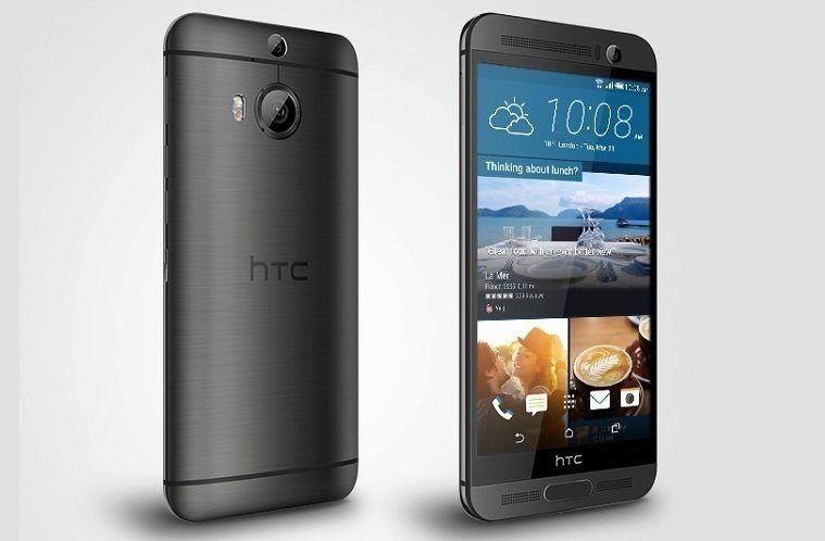 HTC One M9+ titul