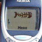 Nokia 3310 – domácí obrazovka