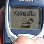 Nokia 3310 – kalkulačka
