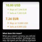 Převodník měn 2