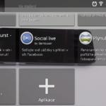 Sony Xperia E4g – aplikace fotoaparát, efekty 2