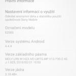 Sony Xperia E4g – o telefonu