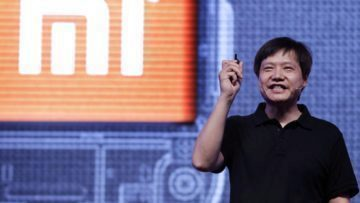 Lei Jun, CEO Xiaomi