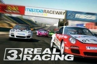 lg g flex 2 - Real Racing 3