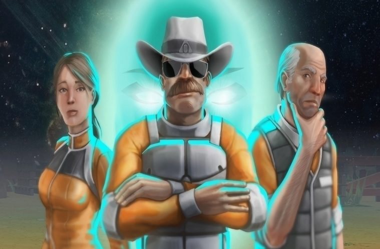 space marshals android hry hlavni